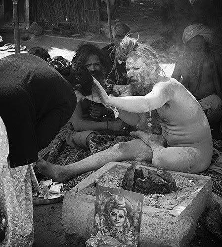 The Naga Babas of India  Maha Kumbh by firoze shakir photographerno1