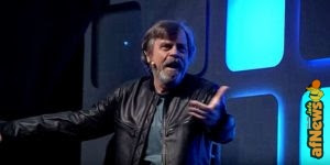 Video: Un'ora con Mark Hamill, Luke Skywalker!