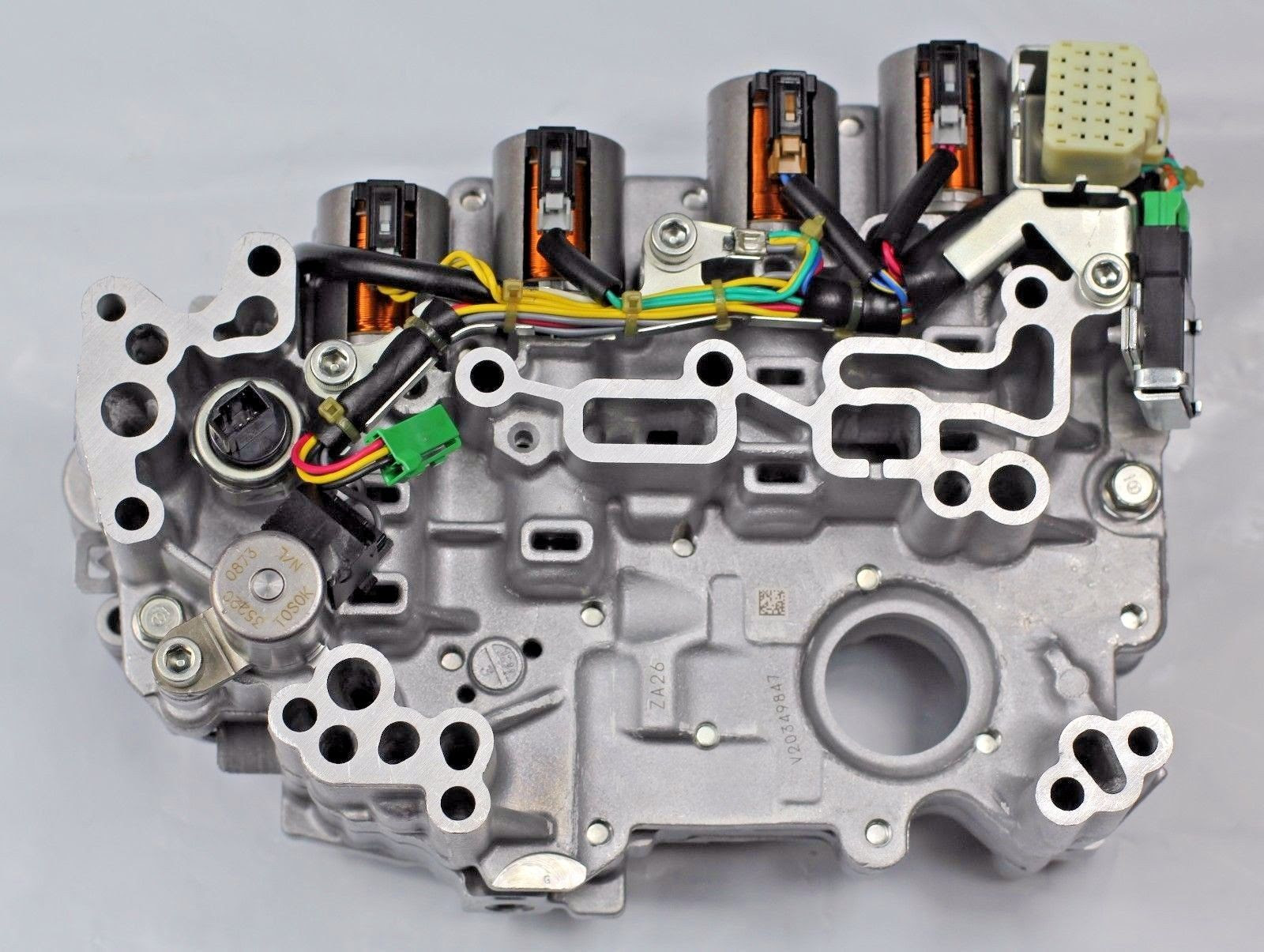 Nissan Cvt Valve Body Replacement