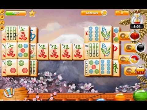Erdbeerlounge Mahjong