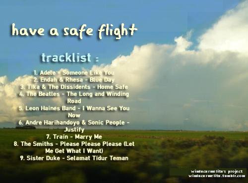 Have A Safe Flight