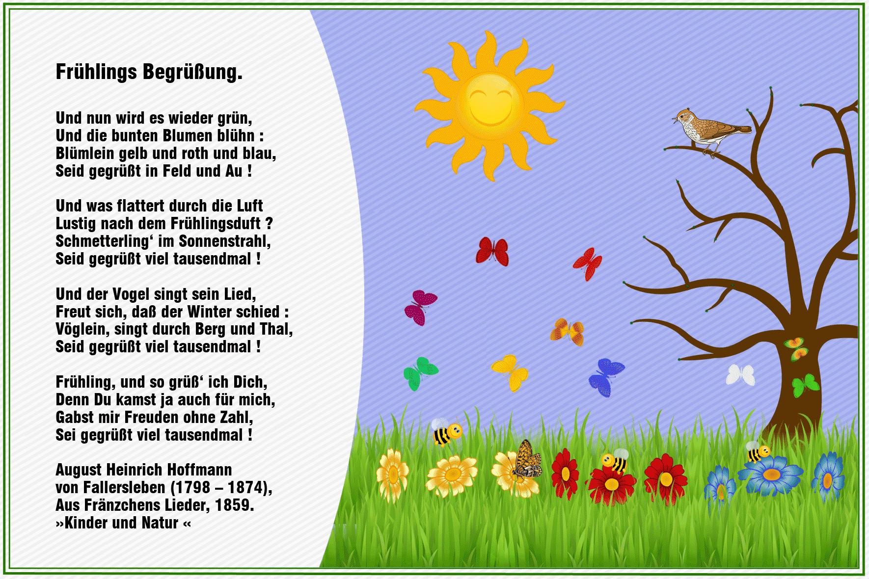 Gedicht Lustig Für Kinder Mariam Iarajuli