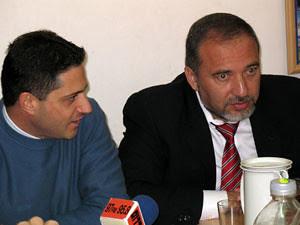 Авигдор Либерман, Рувик Данилович