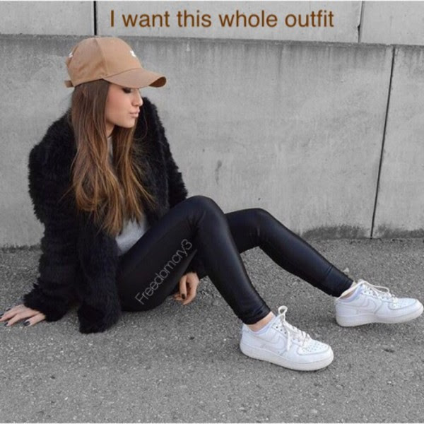 Outfit Ideas Nike Air Force 1 Outfit Ideas