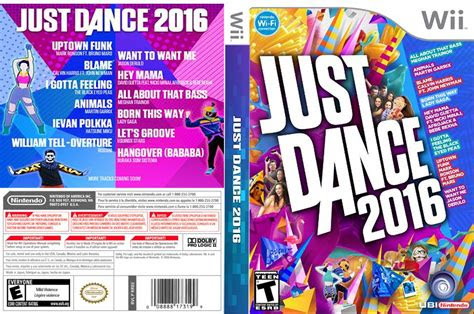 dance  nintendo wii gaming nuevo en caja