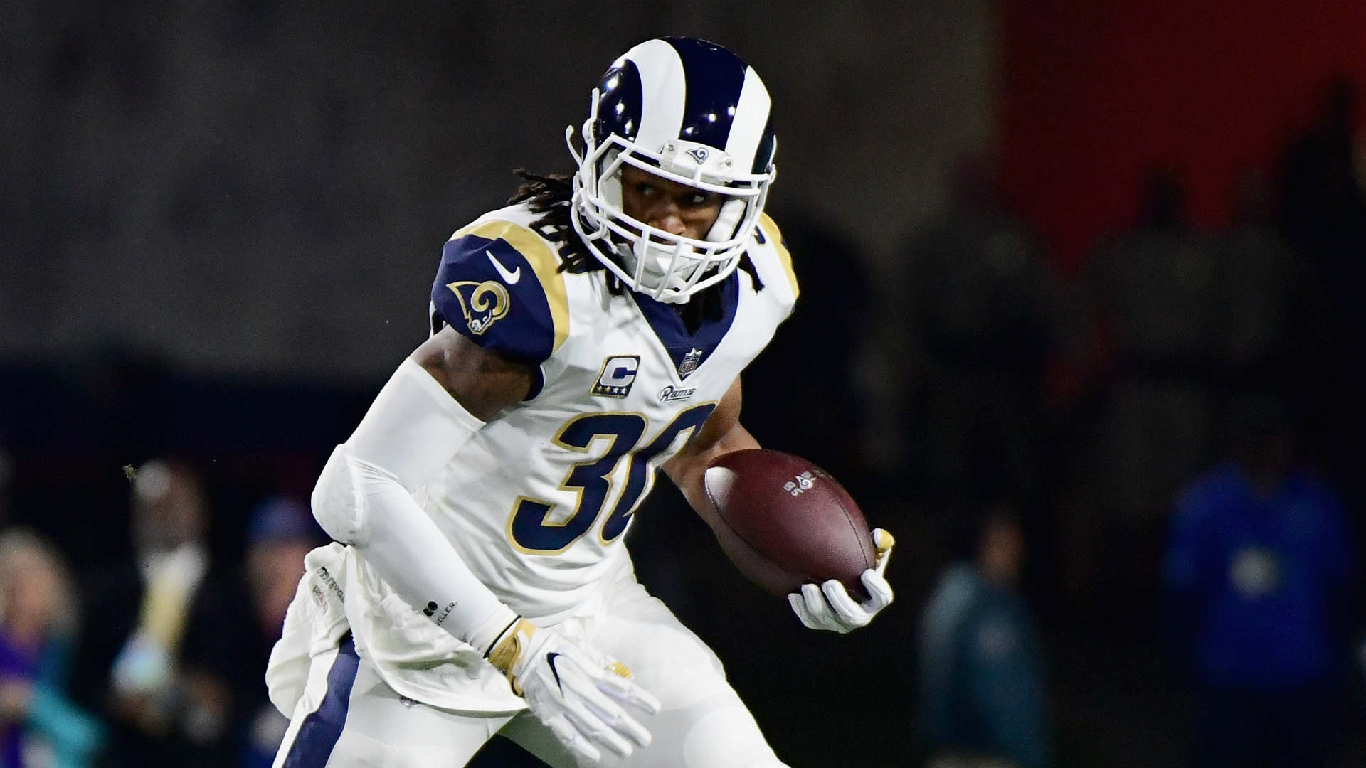 NFL Honors: Rams RB Todd Gurley named Offensive Player of the Year  NFL  Sporting News
