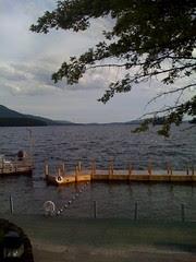 Lake George, June 3, 2009