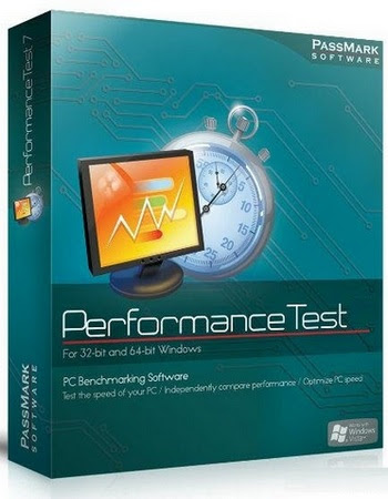 Passmark PerformanceTest 8.0 Build 1033 DC 05.05.2014