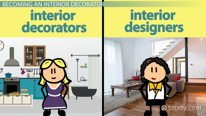 Become A Certified Interior Decorator Certification And Career Info
