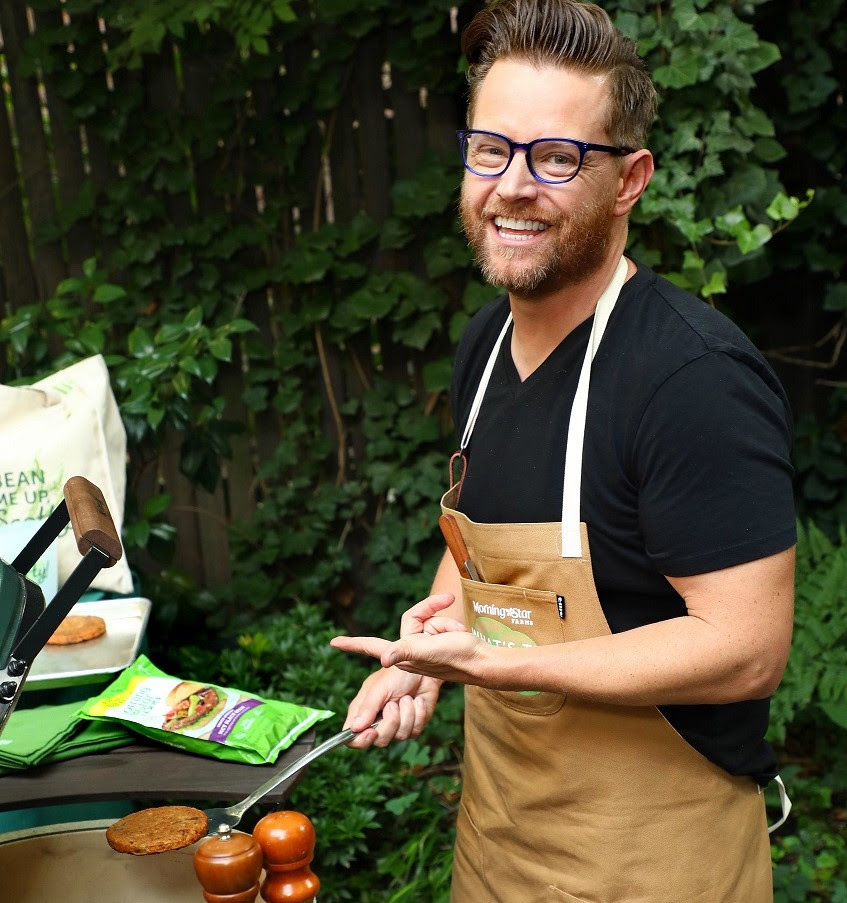Richard Blais Shares His Tips For Vegetarian Grilling