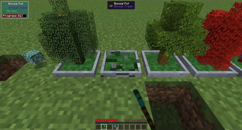 Bonsai Trees Mod 1 15 2 1 14 4 1 12 2 Download Minecraftgames Co Uk