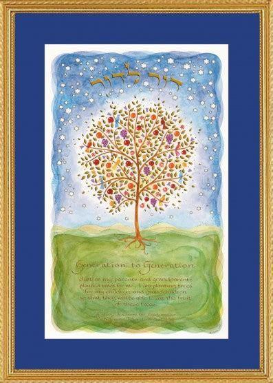 Generations Blessing   Caspi Cards & Art