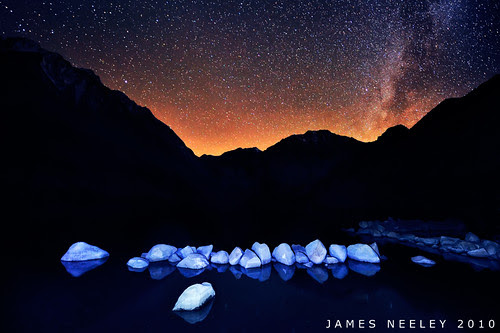Fire and Ice por James Neeley