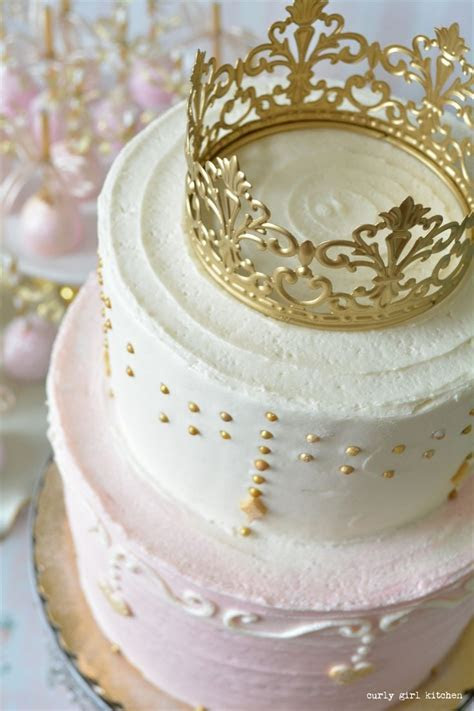 1000  ideas about Pink Princess Cakes on Pinterest