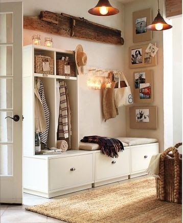 Entryway Storage Rack Bench Products on Houzz