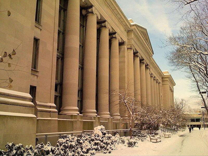 harvard law school langdell