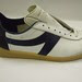 Shoe: Trainer made by Dunlop (c1990)
