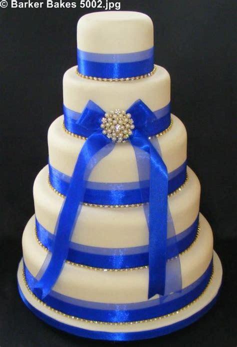 5 Tier Wedding Cakes ? Barker Bakes Ltd