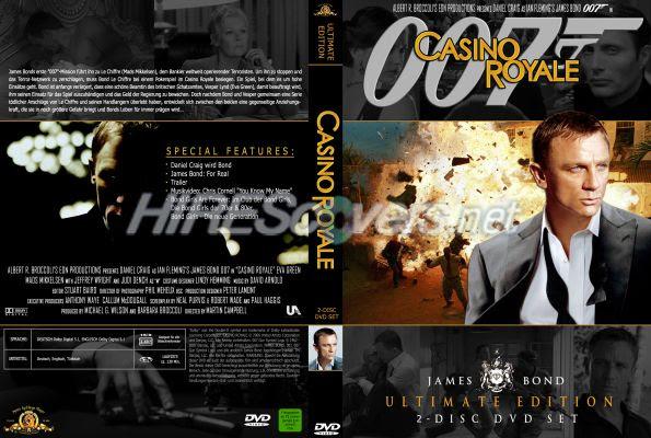 james bond ultimate edition casino royale