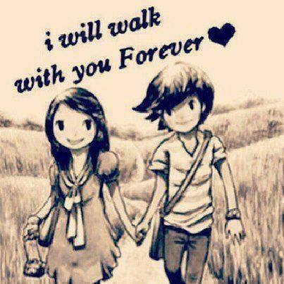 I Will Walk With You Forever Pictures Photos And Images For