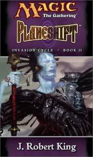 Planeshift (Magic The Gathering Invasion Cycle - Book 2)