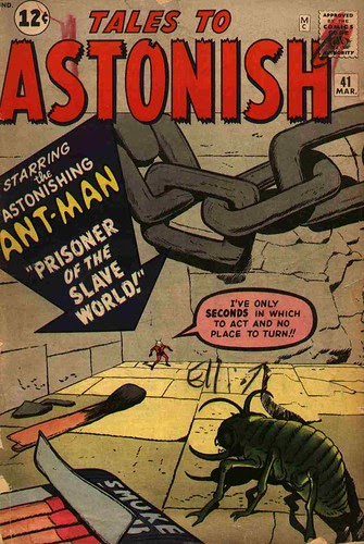 Tales to astonish 41