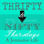 A Jennuine Life Thrifty to Nifty Thursdays