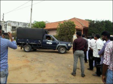 Fishermen arrested by SL Police