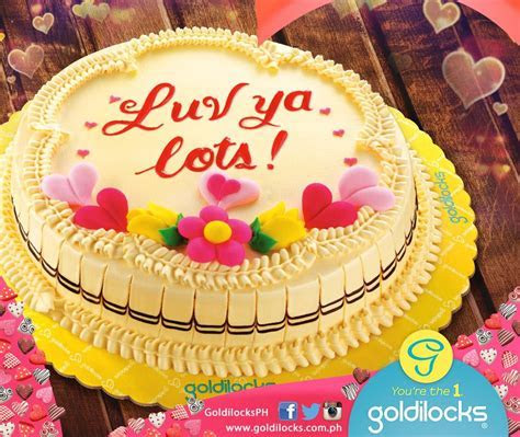 Goldilocks Cakes Prices Cake Ideas and Designs