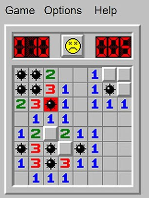 Image result for minesweeper