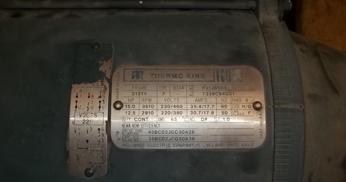 32 3 Phase Motor Wiring Diagram 12 Leads
