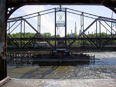 JAR Bridge from roadway