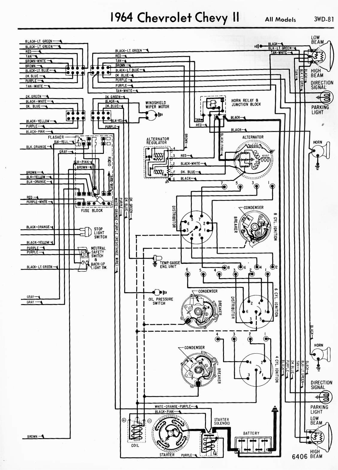 Chevy Wiring Schematic