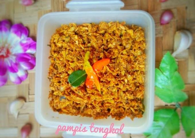 Resep Pampis Tongkol (Orak Arik Ikan Tongkol) Bikin Nagih