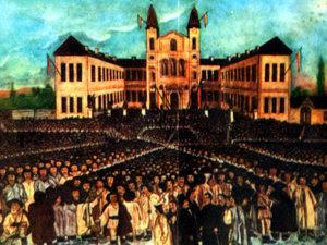 Marea Adunare Naţională de la Blaj - 3/15 mai 1848