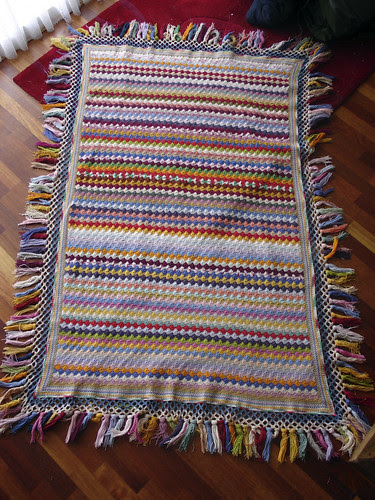 Crochet Quilt - Overview