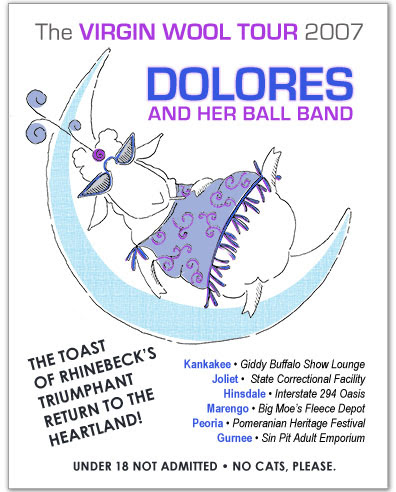 Tour Poster 2007