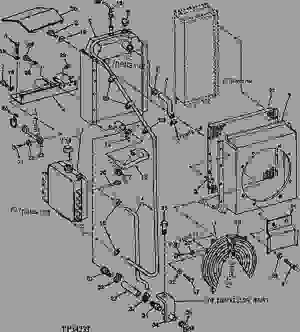 Aux Engine Cooling Fan Diagram - Wiring Diagram Schema