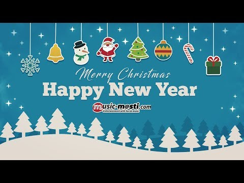 Merry Christmas & Happy New Year 2018 Whatsapp Wishes Video