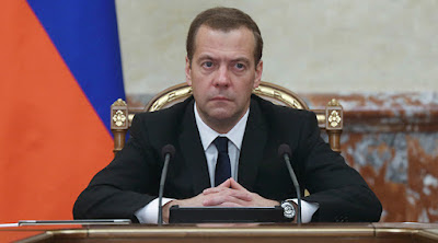 Russian Prime Minister Dmitry Medvedev: U.S.-Russia Relations Are in 'Disgusting' Condition