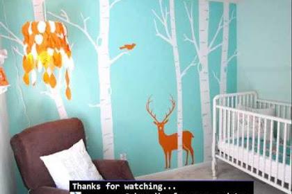 Nursery Mural Ideas Uk