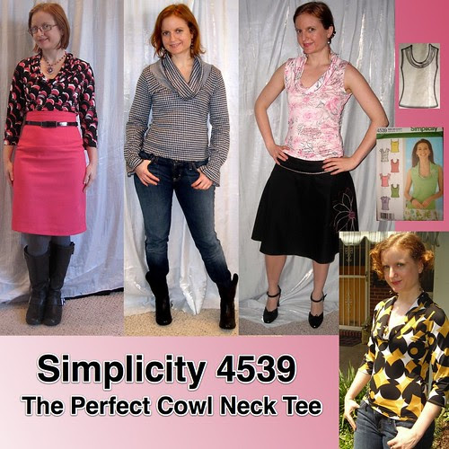 Simplicity 4539 Thumbnail