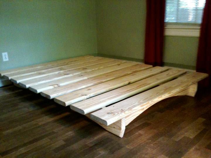 Platform Bed Design Plans Home