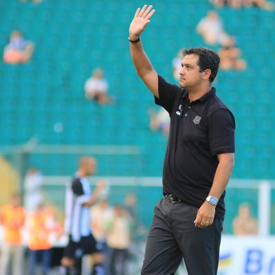 Marquinhos Santos Figueirense (Foto: Luiz Henrique/Figueirense FC)