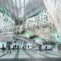 Expo de Milán 2015: Nemesi & Partners Reveal Smog-Eating Pabellón para Interna Cuadrada de Italia.  Imagen © Nemesi & Partners