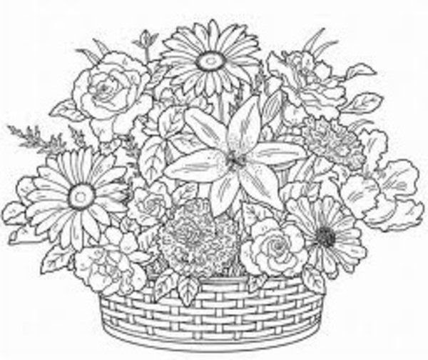 1000+ images about Adult Coloring pages on Pinterest   Coloring ...