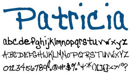 click to download Patricia