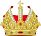 Heraldic Imperial Crown (Common).svg