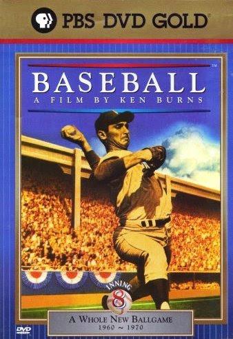 Baseball DVD Cover