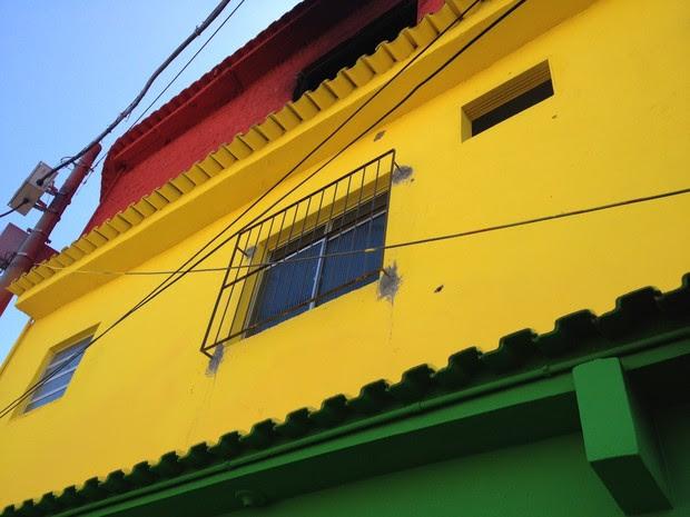 Coordenador do AfroReggae acusa pastor Marcos Pereira de ter encomendado disparos  (Foto: Mariucha Machado / G1)